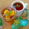 PEN CAFE - ドリンク写真:マンゴーティー