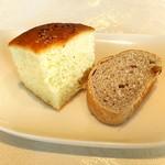 リストランテ アニモフェリーチェ - パン