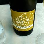 リストランテ アニモフェリーチェ - メイン用ワイン