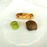 リストランテ アニモフェリーチェ - 小菓子