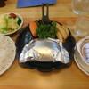 ヒュッテ - 料理写真:ハンバーグ¥1080-