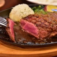 nijyu-kyu - 赤身肉の旨み。ジューシーなミスジステーキ