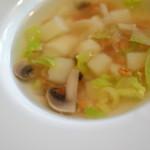 ボンジュール・プロヴァンス - 料理写真:古代小麦のスープ♡