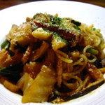 ラ・ダム・ヒロ - 季節のお野菜のパスタ