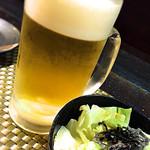 67910366 - ビールで乾杯!