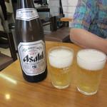 67912667 - 瓶ビール(中瓶)590円