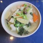 八重洲大飯店 - 海鮮湯麺