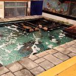 いけす漁場 -