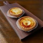 ガトゥ デ クロシェット - チーズタルト