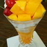プリンス オブ ザ フルーツ - 太陽のタマゴパフェ