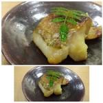 67918151 - ◆赤ムツの西京焼き・・赤ムツ自体も脂がのり美味し品ですが、少し濃いめの西京味噌がまた美味しい。
