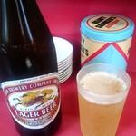 菜苑 - 瓶ビール:650円