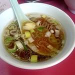 菜苑 - スープ
