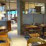 クリオロ - (2017/4月)カフェ店内