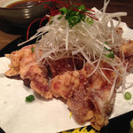 SOBA.BAR.PARTY SPACE 縁 - そば屋風唐揚げ