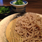 SOBA.BAR.PARTY SPACE 縁 - ざる蕎麦