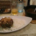 Cray pod curry Ohmiya Seiuemon - 牛バラカレー