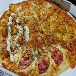 ピザーラ - 料理写真:よくばりクオーターのL 3402円