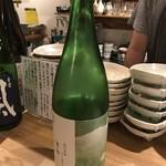 酒カネダ - 蒼穂 純米原酒 山乃かみ酵母仕込み