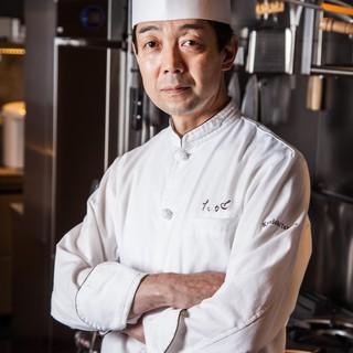 広東料理30年『高瀬健一』が手掛けるシェフズテーブルをぜひ♪