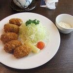 仙台かき徳 - カキフライ