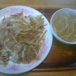 めん亭 - 料理写真:焼そば