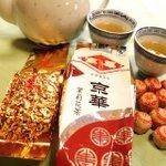 マダム媛 - 自家製コーヒー焼酎 ¥600/1杯 HOTウーロン茶 ¥500/1ポット HOTジャスミン茶 ¥500/1ポット