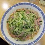 マダム媛 - 辛し胡麻冷麺