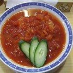 マダム媛 - ピリ辛トマト冷麺