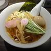 麺屋 ほたる - 料理写真:鶏旨味味玉ら~めん