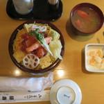 品川駅前すし処 藤寿司 -