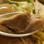 麺屋 白鷺 - 鶏もも肉