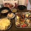 くう食堂 - 料理写真:ポテトグラタンがメインのよくばりプレート