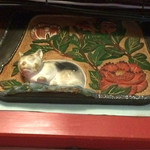 メインダイニングルーム - 金谷ホテルで見つけた眠り猫