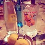 MeWe - お尻グラス2レモンサワー