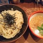 六朗 - こく豚つけ麺(大盛)