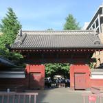 廚菓子くろぎ - 東大の赤門