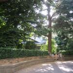 廚菓子くろぎ - キャンパス内にある文化遺産懐徳館庭園