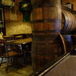 Irish Bar Craic - 雰囲気抜群♪