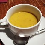 67925321 - 鰹出汁のスープ
