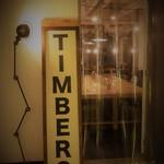 ティンバーズ カフェ ツキジ テーブル - エレベーターを降りて正面が入口です☆