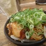 へそ - 豚キムチ(380円)