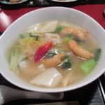 67927422 - 海鮮五目湯麺