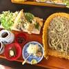 割烹そば処 松苧 - 料理写真:天ざる(1,300円)