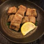 元祖 うな鐡 - 鰻の塩焼き520円