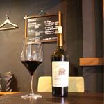 LIEN - Freemark Abbey Cabernet Sauvignon 2013 2000円