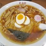 67932531 - 「玉子入りワンタン麺(普通盛り)」(950円)です