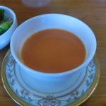 キッチントマト - トマトスープ