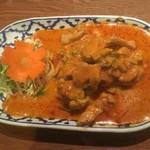 東銀座のタイランド食堂 ソイナナ - パネーンガイ