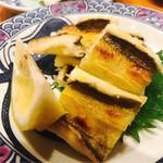 練馬 江戸銀 - 穴子白焼き